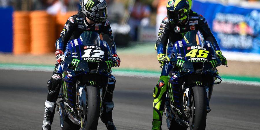 Tanpa Valentino Rossi di MotoGP 2021, Maverick Vinales Optimistis