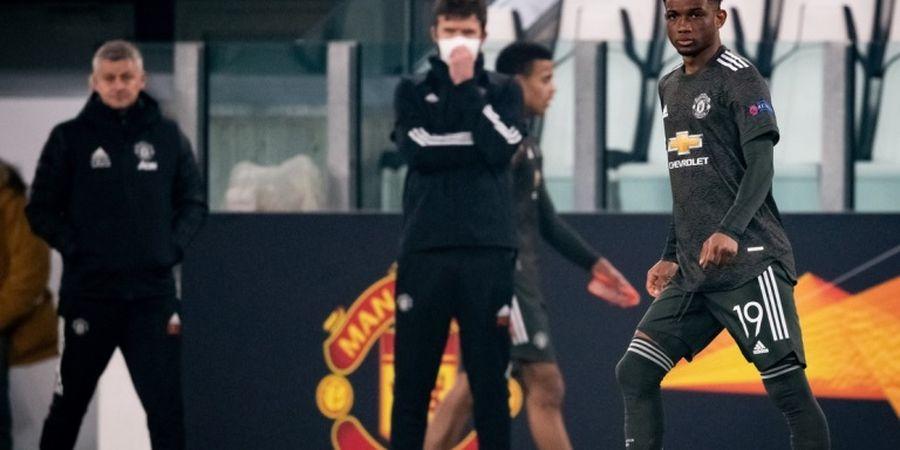 Luke Shaw Setuju dengan Maguire, Amad Diallo Mirip seperti Bintang Manchester City