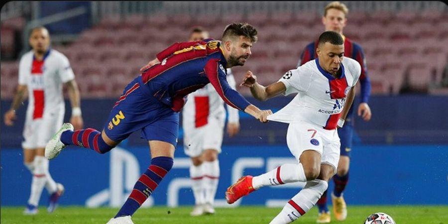 Keok Lawan Paris Saint-Germain, Skuad Barcelona Dicap sudah Karatan