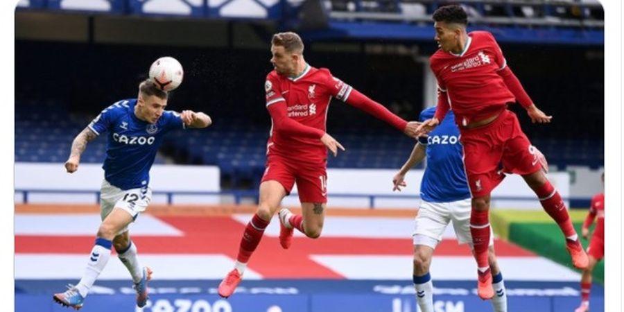 Link Streaming Liverpool Vs Everton, Bukan Ajang Balas Dendam
