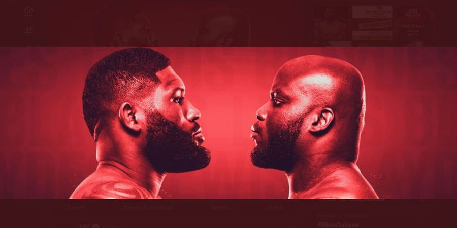 Jadwal UFC Vegas 19 - Curtis Blaydes vs Derrick Lewis untuk Skenario Kelas Berat Makin Asyik