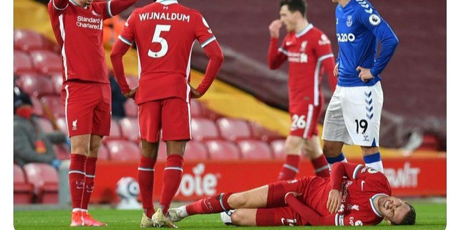 Nasib Liverpool Bak Sudah Jatuh Tertimpa Tangga Usai Dikalahkan Everton