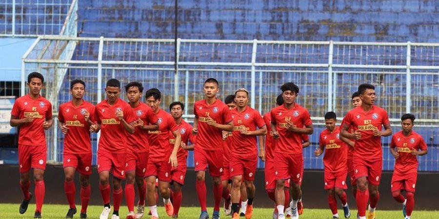Lakukan Persiapan, Arema FC Ganti Pelatih dan Rekrut Pemain Baaru