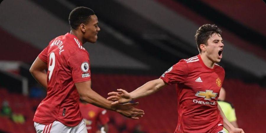 Mulai Rajin Bikin Gol, Daniel James Buktikan Diri Bersama Man United