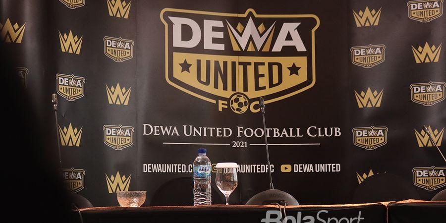 Satu Perusahaan dengan Juventus, Dewa United Hanya Pakai Satu Sponsor di Jersey