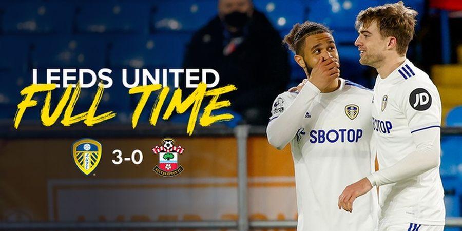Hasil dan Klasemen Liga Inggris - Bek Berdarah Indonesia Cetak Clean Sheet, Leeds United Hanya 5 Poin dari Liverpool
