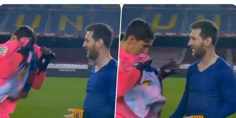Edgar Badia, Kiper yang Kausnya Diminta Lionel Messi, 3 Bulan Tak Digaji, Pahlawan Spanyol U-19