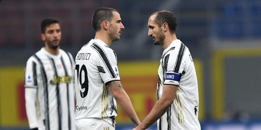 Tangan Besi Allegri Berlanjut, Kini Status Leonardo Bonucci Dicabut karena Bersinggungan dengan AC Milan