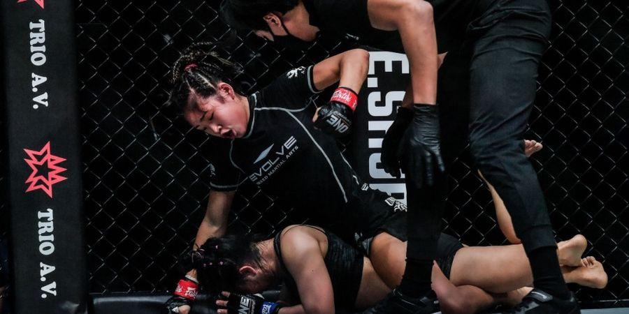 Hasil ONE Championship: Fists of Fury - Adik 2 Juara Dunia Paling Top
