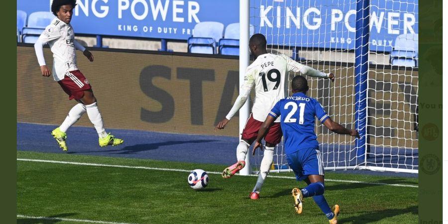 Tiga Hal yang Bantu Arsenal Raih Kemenangan atas Leicester City