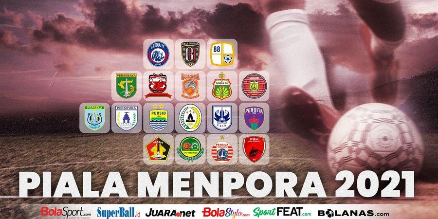 Jadwal dan Klasemen Lengkap Piala Menpora, Persela Berpeluang Singkirkan Madura United