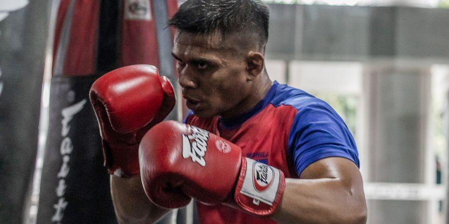 Jagoan ONE Championship Indonesia Pemilik Kuncian Ajaib Digembleng di Sarang Juara