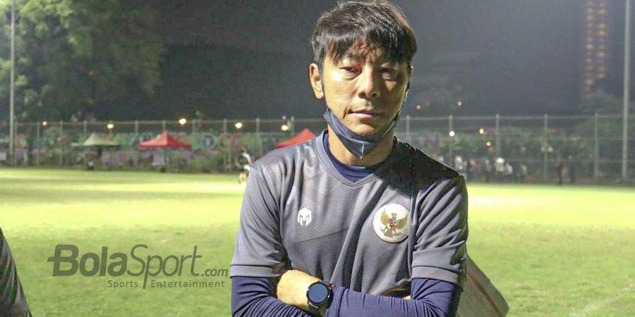 Regenerasi di Timnas Indonesia, Shin Tae-yong Isyaratkan Akan Bawa Banyak Pemain Muda ke UEA