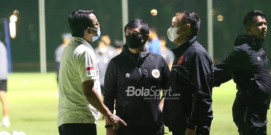 Shin Tae-yong Panggil 36 Pemain, TC Timnas U-18 Indonesia Digelar 4 Gelombang