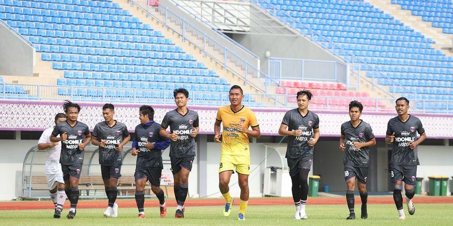 Susul Borneo FC dan Barito Putera, Persita Tangerang Gelar TC di Yogyakarta