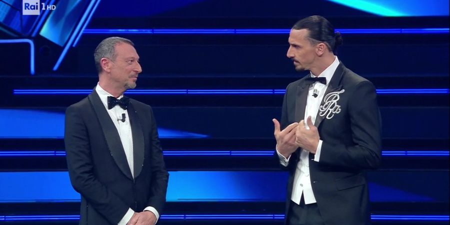 Terjebak Macet, Zlatan Ibrahimovic Nebeng Motor Fans ke Festival Musik