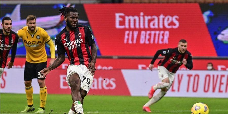 AC Milan di Ambang Pecahkan Rekor Penalti Terbanyak Abad Ini