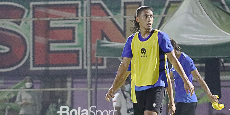 Komentar Gelandang Timnas U-22 Indonesia usai Arema FC Tersingkir