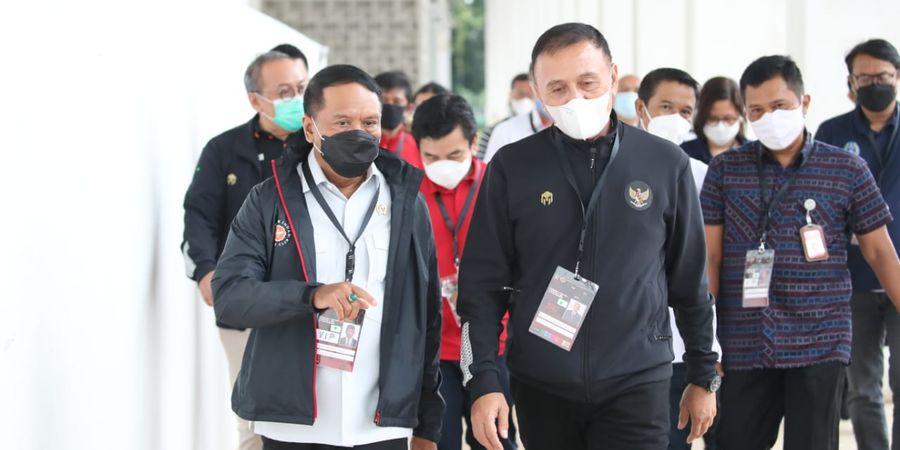 Pekan Depan Menpora Tunggu Laporan PSSI dan PT LIB Terkait Bergulirnya Piala Menpora 2021