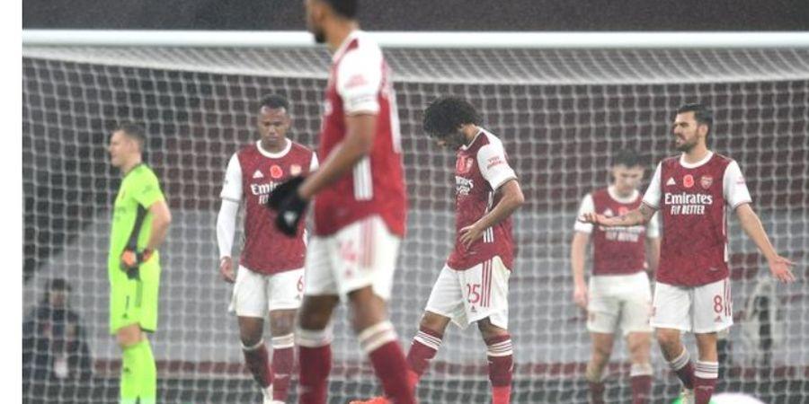 Mikel Arteta Mengaku Kecewa dengan Performa Timnya Musim Ini