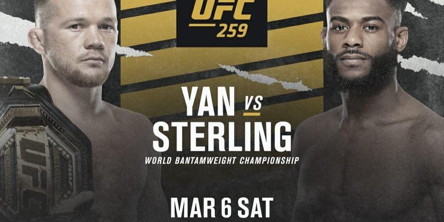 Laga UFC 259 Berakhir Diskualifikasi, Wasit Harusnya Tanggung Jawab