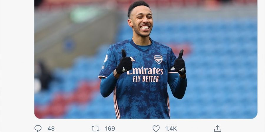 Hasil Liga Inggris - Diwarnai Kartu Merah yang Batal, Arsenal Ditahan Imbang Burnley