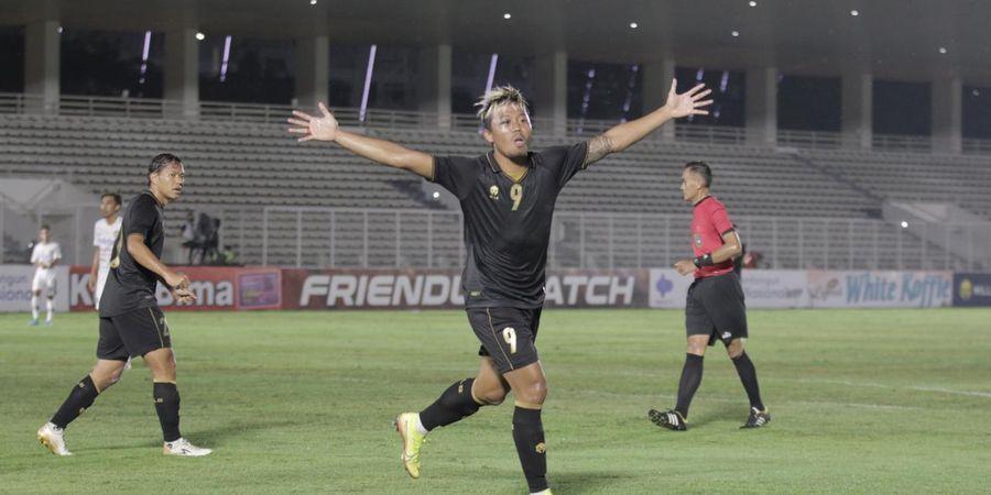 Mills Minta Maaf dan Jelaskan Penyebab Logo Garuda Copot di Jersey Timnas U-22 Indonesia