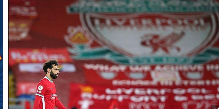 Legenda Liverpool Ingin Juergen Klopp Segera Lepas Mohamed Salah