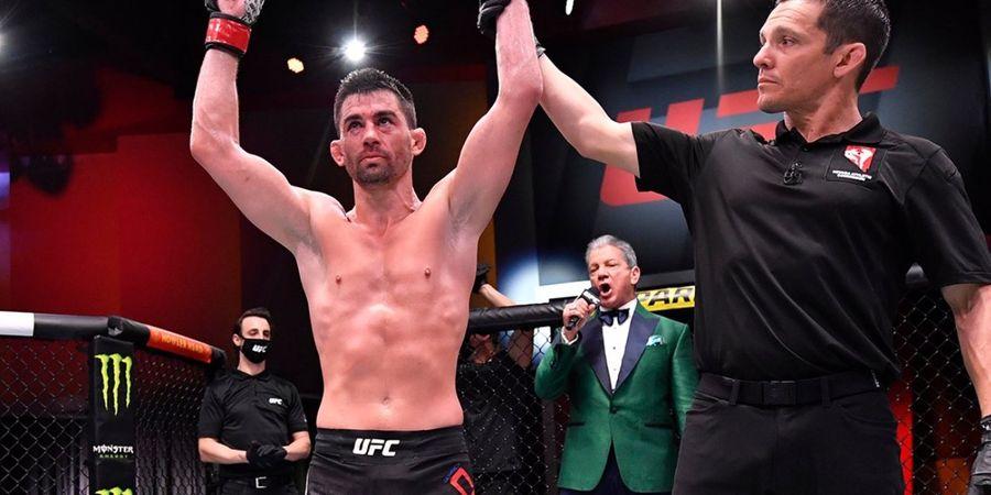 Hasil UFC 259 – Mantan Juara Kelas Bantam Susah Payah Atasi Petarung Non-Ranking