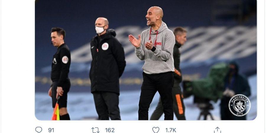 Kalau Mau Tinggalkan Manchester City, Pep Guardiola Wajib Menangi Liga Champions Lebih Dulu