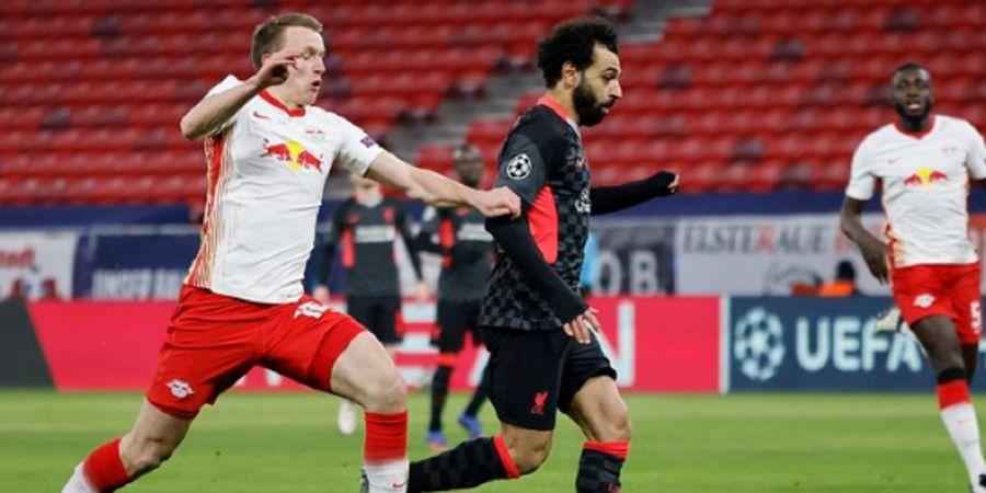 Punya Modal Kemenangan, Liverpool Malah Lebih Tertekan dari RB Leipzig