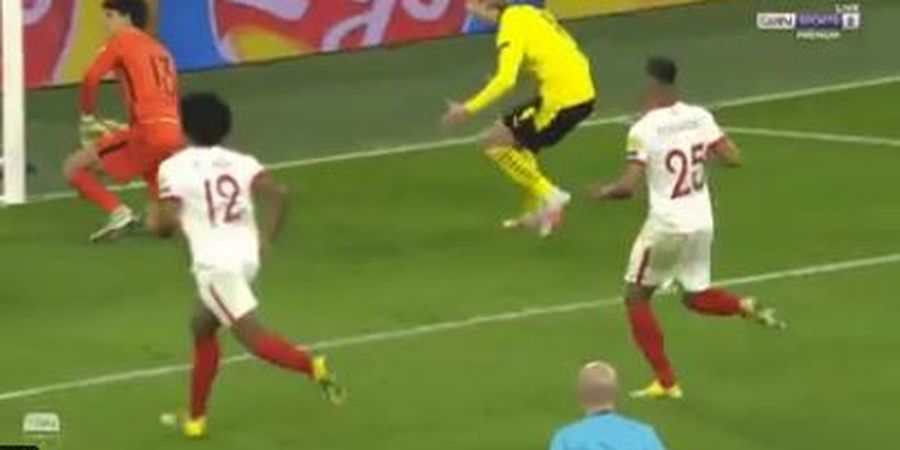 Karma Instan Kiper Sevilla Usai Ejek Erling Haaland, Dijebol via Penalti dan Diejek Balik
