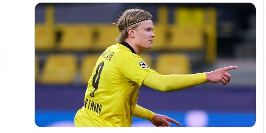 Hasil Liga Champions - Nyaris Ada Drama Injury Time, Borussia Dortmund Mentahkan 19 Tembakan Sevilla