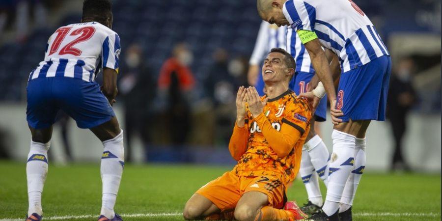 299 Menit Tanpa Gol, Cristiano Ronaldo Jadi Soak di Depan Pepe