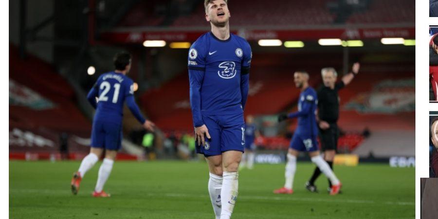 Gagal Bersinar, Timo Werner Bakal Segera Dilepas Chelsea?