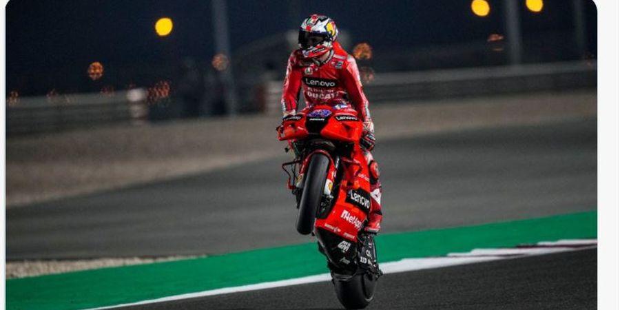 Valentino Rossi Merinding Lihat Ducati dan Jack Miller Menggila di Tes Pramusim MotoGP 2021