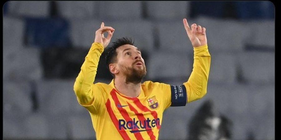 Gelandang Paris Saint-Germain Disuruh Tutup Mulut soal Masa Depan Messi