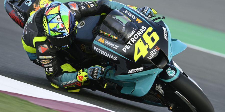 1 Satu Kondisi yang Membuat Valentino Rossi Bisa Menang Balapan Lagi