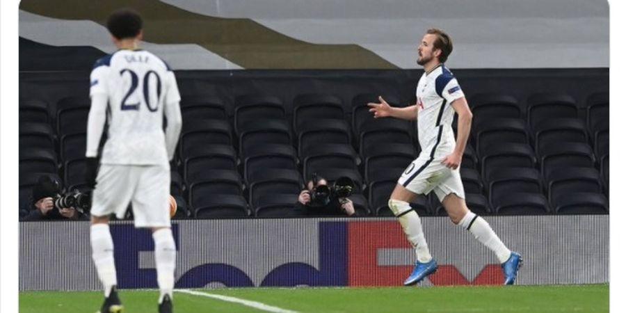 Arsenal Vs Tottenham - Mourinho Sampaikan Kabar Terbaru soal Kondisi Kane