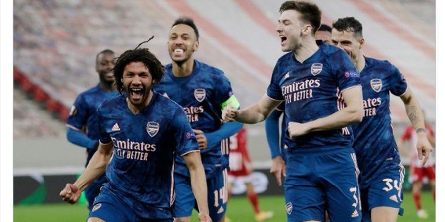 Arsenal Akhiri Kutukan Usai Hancurkan Tuan Rumah Sheffield United