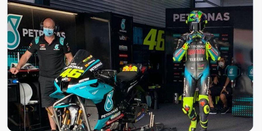 Babak Belur di Qatar, Valentino Rossi Temukan Senjata Baru untuk MotoGP 2021