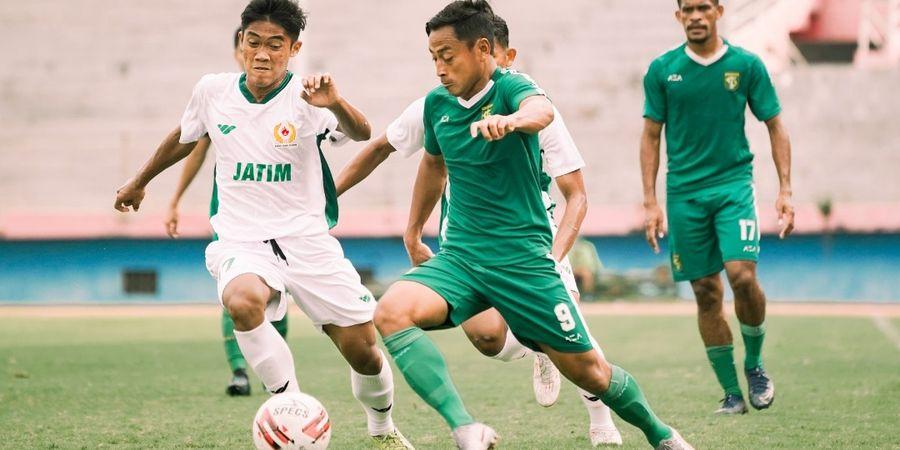 Samsul Arif Kagum dengan Semangat Juang Pemain Muda Persebaya