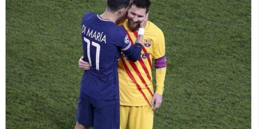 PSG Bungkam Pemainnya Untuk Tidak Membicarakan Lionel Messi Lagi