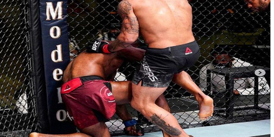 Waduh! Jagoan UFC Dinilai Sengaja Memancing untuk Ditendang secara Haram
