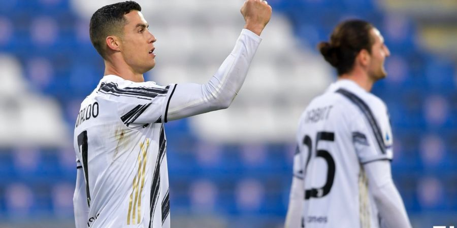 Janji Cristiano Ronaldo Usai Cetak Hattrick Plus Salip Rekor Gol Pele