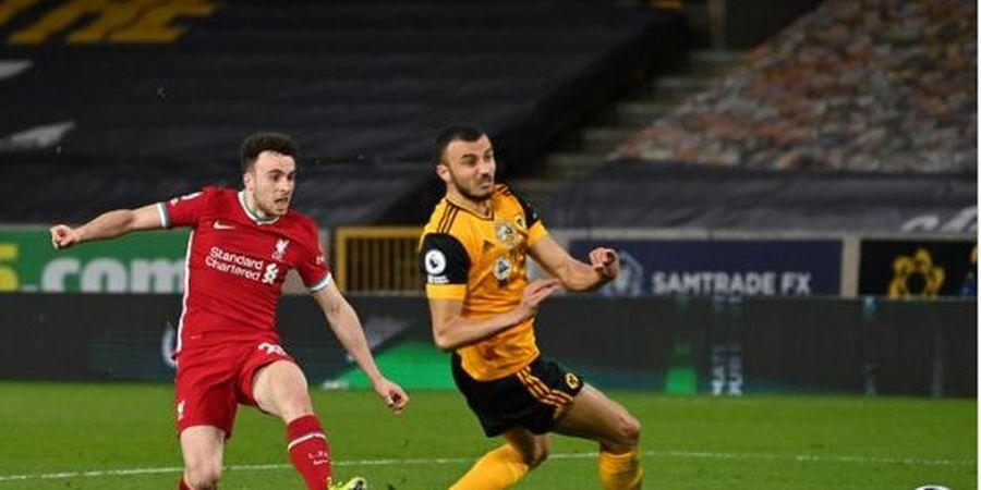 Kisah Diogo Jota - Pindah ke Liga Kecil, Asa EURO 2020, sampai Frustrasi di Liverpool