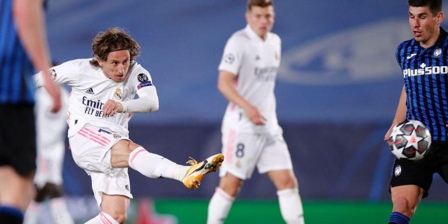 Banyak Pemain Mulai Uzur, Luka Modric Pastikan Real Madrid Masih Punya Ambisi di Liga Champions