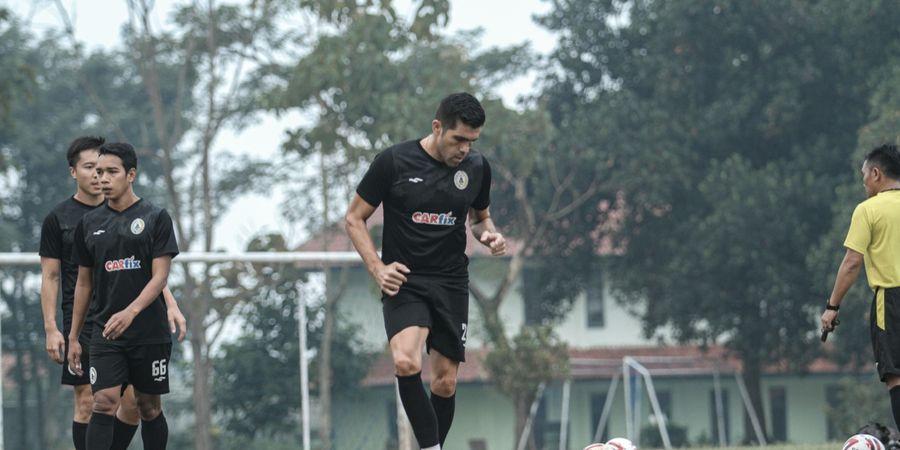 PSS Sleman Tuntut Ganti Rugi Fabiano Beltrame yang Resmi Akhiri Kontrak