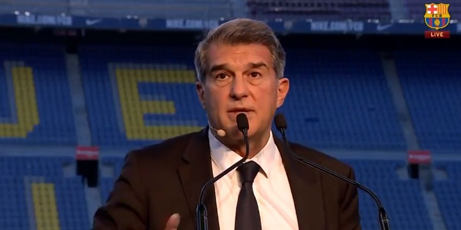 Presiden Barcelona Ngotot European Super League Harus Tetap Terlaksana