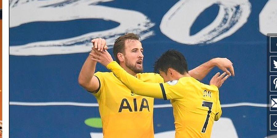 Tottenham Tersingkir, Harry Kane dan Son Heung-Min Dinilai Akan Hijrah